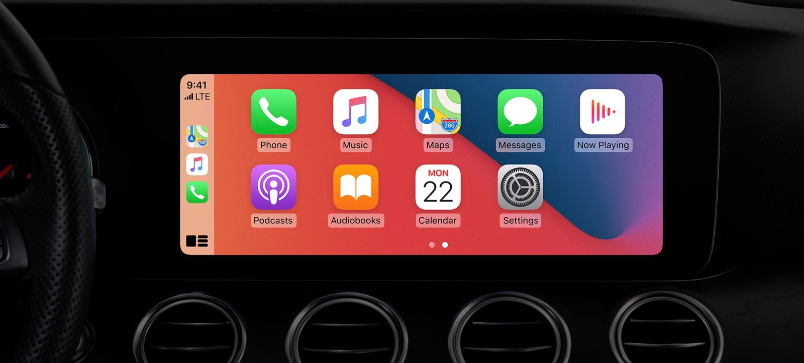 iOS 14، CarPlay